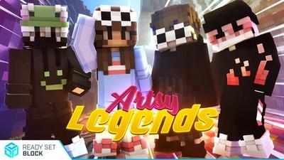 Artsy Legends on the Minecraft Marketplace by Ready, Set, Block!