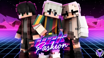 Y2K Fashion on the Minecraft Marketplace by Team Visionary