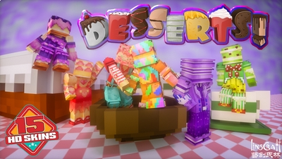 Desserts on the Minecraft Marketplace by LinsCraft