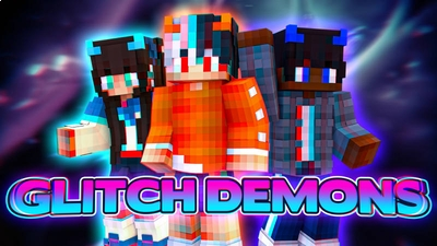Glitch Demons on the Minecraft Marketplace by BLOCKLAB Studios