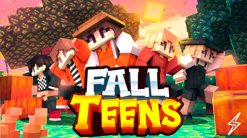 Fall Teens on the Minecraft Marketplace by Senior Studios