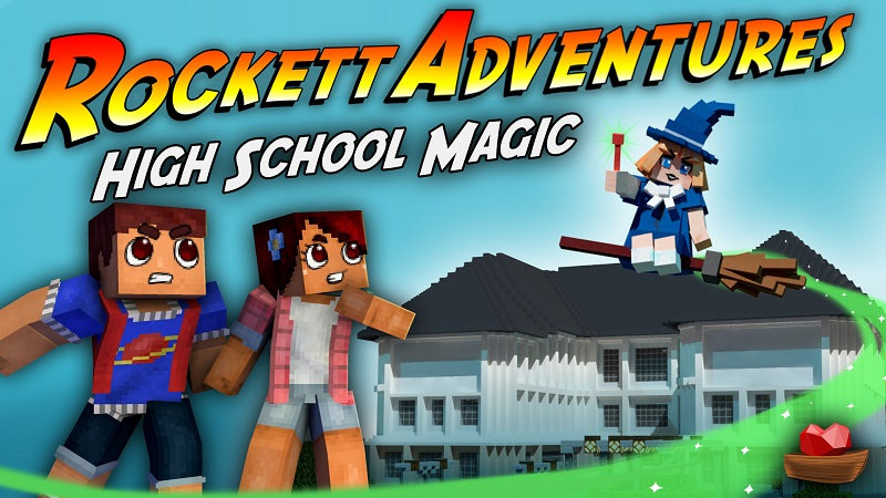 Rockett Adventures 6 on the Minecraft Marketplace by Lifeboat