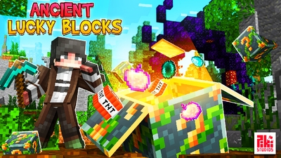 Ancient Lucky Blocks on the Minecraft Marketplace by Piki Studios