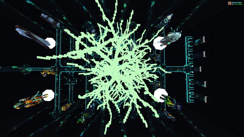 Space Run by Razzleberries
