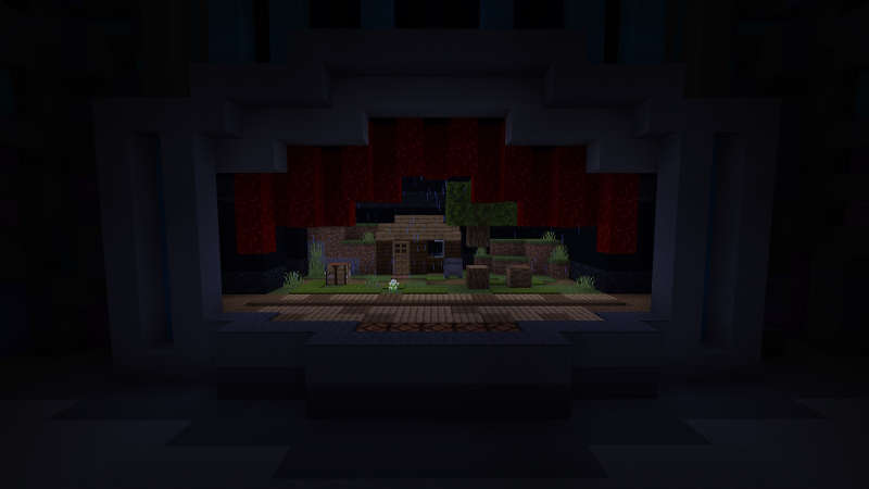 The Cube Theater on the Minecraft Marketplace by QwertyuiopThePie