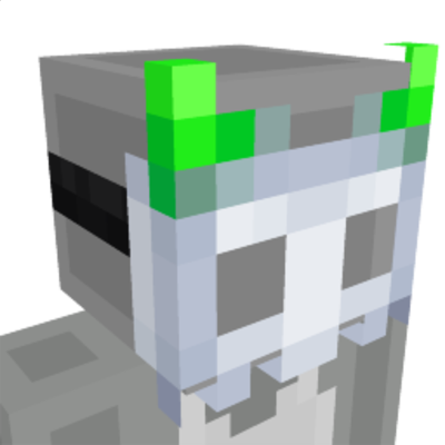 Skull Mask on the Minecraft Marketplace by Magefall