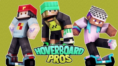 Hoverboard Pros on the Minecraft Marketplace by 57Digital