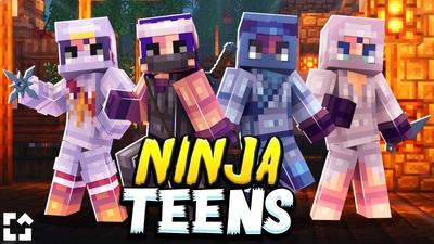 Ninja Teens on the Minecraft Marketplace by Fall Studios