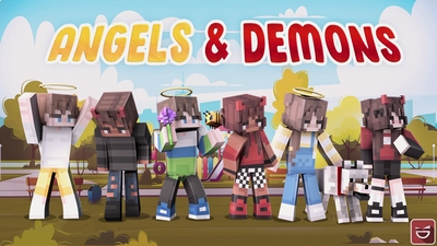 Angels  Demons on the Minecraft Marketplace by Giggle Block Studios