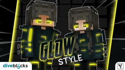 Glow Style on the Minecraft Marketplace by Diveblocks