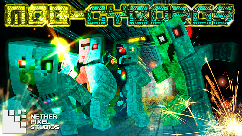 MobCyborgs on the Minecraft Marketplace by Netherpixel