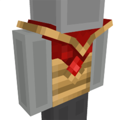 Red Dragon Outerwear on the Minecraft Marketplace by Mythicus