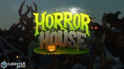 Horror House on the Minecraft Marketplace by CubeCraft Games