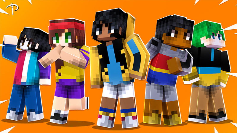 Teen Rays on the Minecraft Marketplace by Pickaxe Studios