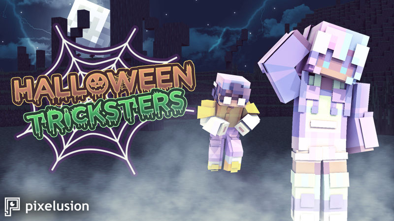 Halloween Tricksters on the Minecraft Marketplace by Pixelusion