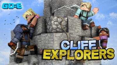 Cliff Explorers on the Minecraft Marketplace by GoE-Craft