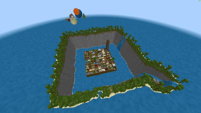 Parkour Paradise 2 by Hielke Maps