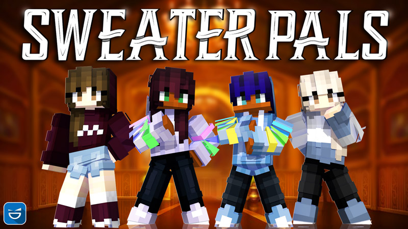 Sweater Pals on the Minecraft Marketplace by Giggle Block Studios