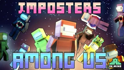 Imposters Among Us on the Minecraft Marketplace by In Mine