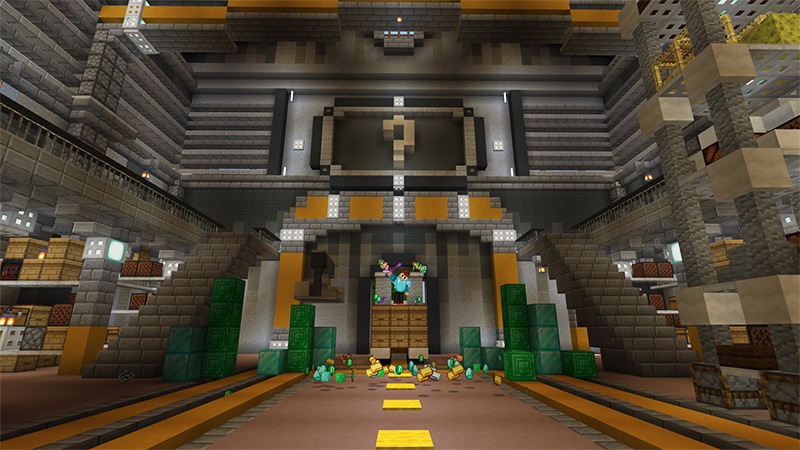Lucky Block Factory by Gearblocks