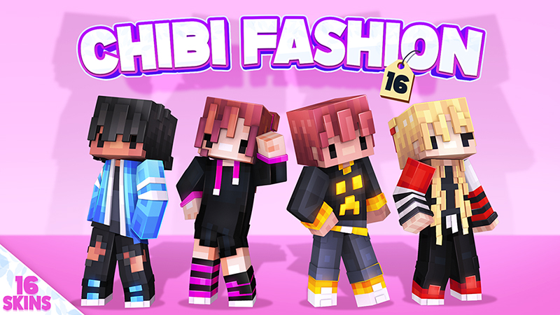 Chibi Fashion on the Minecraft Marketplace by Norvale