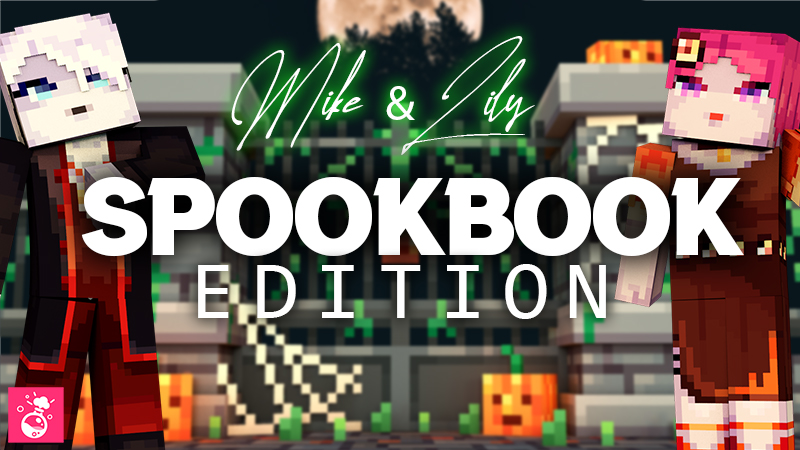Lily  Mike SpookBook Edition on the Minecraft Marketplace by Vanillaburp Studio