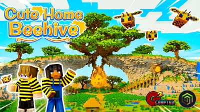 Cute Home Beehive on the Minecraft Marketplace by G2Crafted