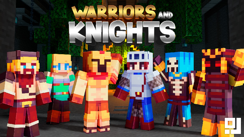 Warriors and Knights on the Minecraft Marketplace by inPixel