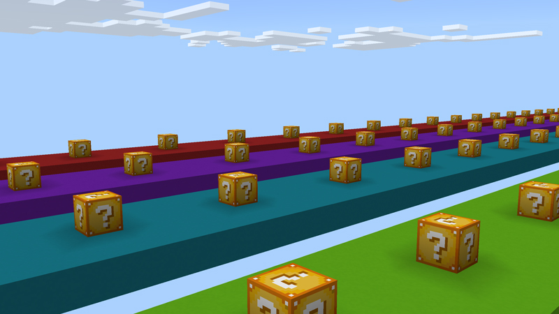 LUCKY BLOCK RACE! by Chunklabs