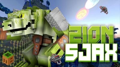 Zion 5Jax on the Minecraft Marketplace by MobBlocks