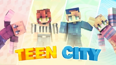 Teen City on the Minecraft Marketplace by Mythicus