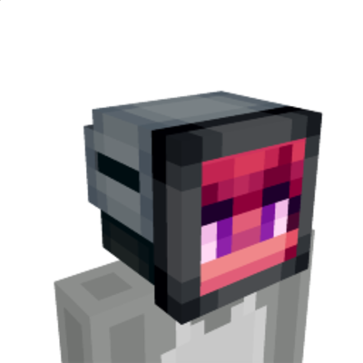 Digiface  Pink on the Minecraft Marketplace by Razzleberries