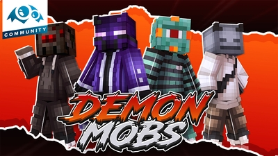 Demon Mobs on the Minecraft Marketplace by Monster Egg Studios