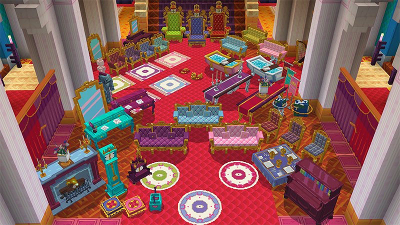 Palace Furniture by Cyclone