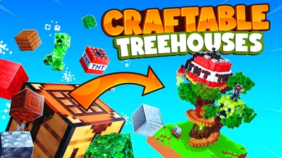 Craftable Treehouses on the Minecraft Marketplace by 57Digital