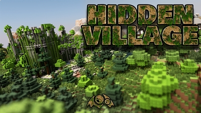 Hidden Village on the Minecraft Marketplace by Monster Egg Studios