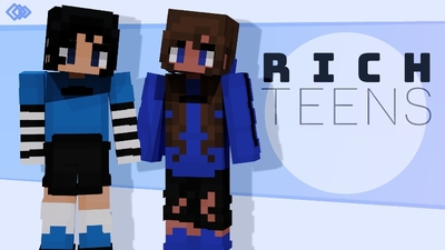Rich Teens on the Minecraft Marketplace by Tetrascape