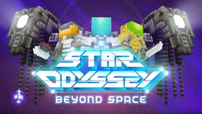 Star Odyssey Beyond Space on the Minecraft Marketplace by Odd Block
