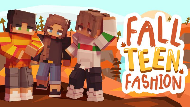 Fall Teen Fashion on the Minecraft Marketplace by Podcrash