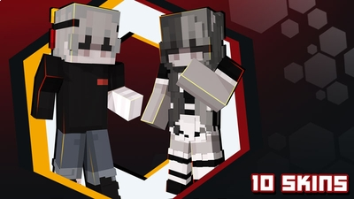Dark Anime Teens 2 on the Minecraft Marketplace by Ninja Squirrel Gaming