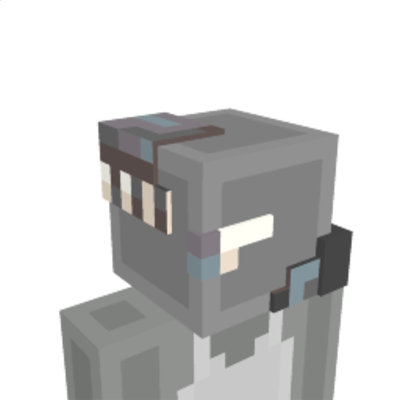 Cybernetic Face on the Minecraft Marketplace by Team Visionary