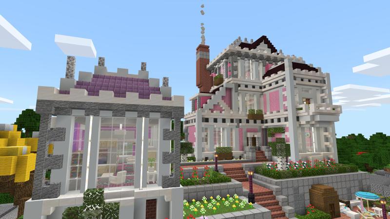 Sweet House by BLOCKLAB Studios