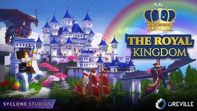 The Royal Kingdom Roleplay on the Minecraft Marketplace by Syclone Studios