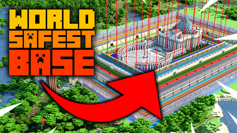 World Safest Base on the Minecraft Marketplace by Mine-North