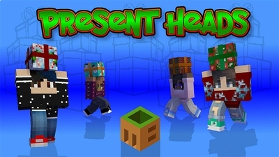 Present Heads on the Minecraft Marketplace by MobBlocks