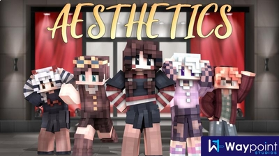 Aesthetics on the Minecraft Marketplace by Waypoint Studios