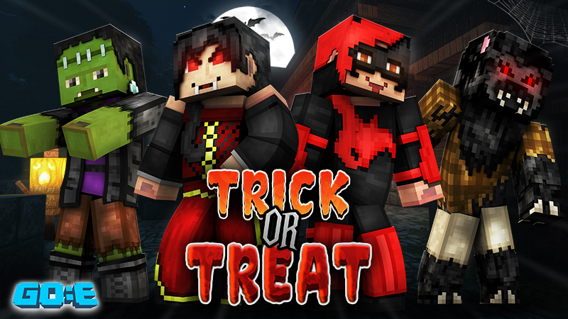 Trick or Treat on the Minecraft Marketplace by GoE-Craft