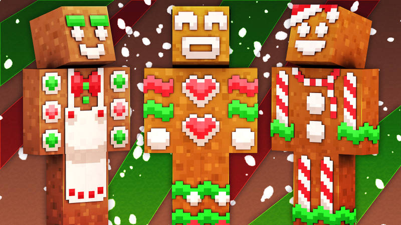 Gingerbread Roleplay on the Minecraft Marketplace by 57Digital