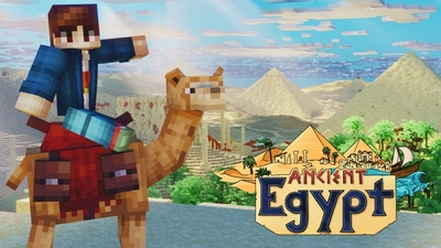Ancient Egypt on the Minecraft Marketplace by Fall Studios