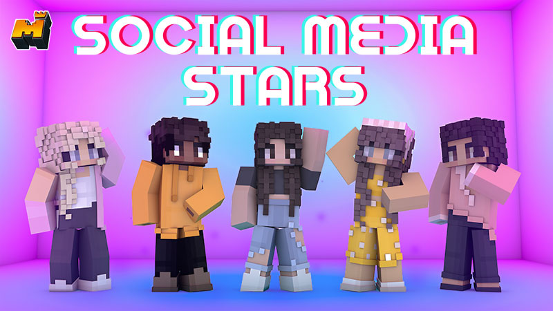 Social Media Stars on the Minecraft Marketplace by Mineplex